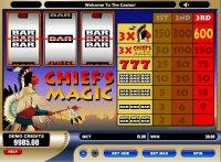 Chiefs Magic Slot Machine
