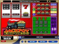 Jackpot Express Slot Machine