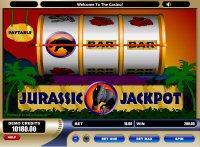 Jurassic Jackpot Slot Machine