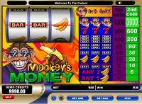 Monkeys Money Slot Machine