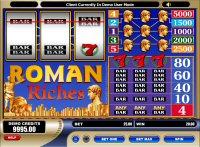 Roman Riches Slot Machine