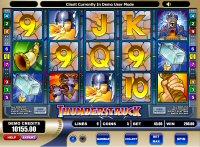 Tunderstruck Slot Machine