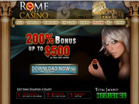Rome Casino for USA players