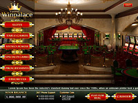 USA Online Casino - Win Palace Casino